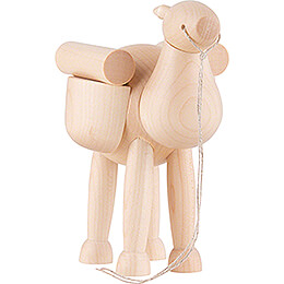 Camel, standing, with luggage  -  12cm / 4.7 inch