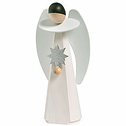 Figurine Angel with Star  -  11cm / 4.3 inch