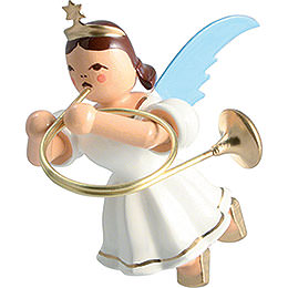 Floating Angel Colored, Alto Horn  -  6,6cm / 2.6 inch