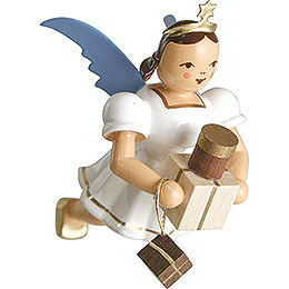 Floating Angel Colored, Gifts  -  6,6cm / 2.6 inch