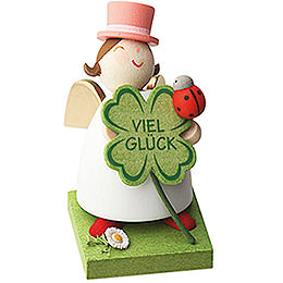 Guardian Angel Good Luck Charm  -  3,5cm / 1.3 inch