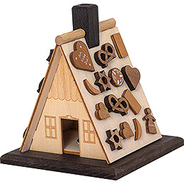 Handicraft Set  -  Smoking Hut  -  12cm / 4.7 inch