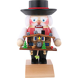 Nutcracker  -  Black Forester  -  25cm / 10 inch
