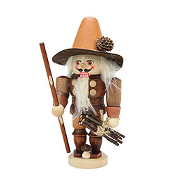 Nutcracker  -  Forest Man Natural Colors  -  17,0cm / 7 inch