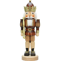 Nutcracker  -  King Natural  -  39cm / 15.4 inch