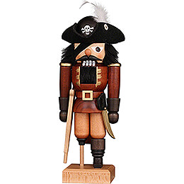 Nutcracker  -  Pirat Natural  -  25,5cm / 10 inch