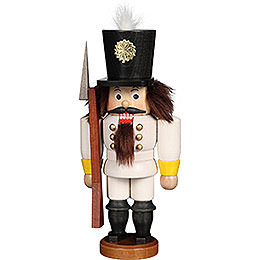 Nutcracker Soldier Glazed  -  17cm / 6.7 inch