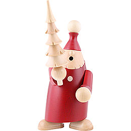 Smoker  -  Andy with Tree  -  19cm / 7.5 inch