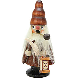 Smoker  -  Dwarf Natural Colors  -  10,5cm / 4 inch