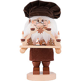 Smoker  -  Gnome Candle Arch  -  Maker  -  28cm / 11 inch
