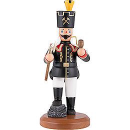 Smoker  -  Miner Mountain Academy Student with Cocked Leg  -  22cm / 8.7 inch