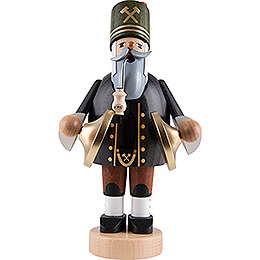 Smoker  -  Miner with Cymbals  -  20cm / 8 inch