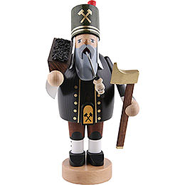 Smoker  -  Miner with Ore Box  -  20cm / 8 inch