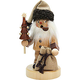 Smoker  -  Santa Claus Natural  -  20,0cm / 7.9 inch