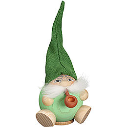 Smoker  -  Scented Dwarf Mint  -  Ball Figure  -  19cm / 7.5 inch
