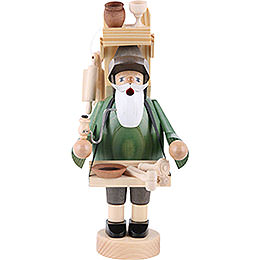 Smoker  -  Woodwork Peddler  -  23cm / 9 inch