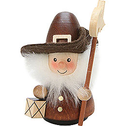 Teeter Man Nightwatchman Natural  -  8,0cm / 3.1 inch